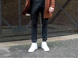 How To Wear White Trainers Summer Style Guide