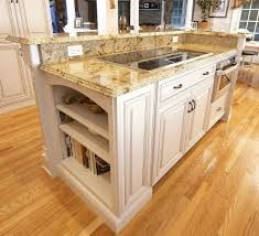 lapidus granite for a kitchen with a countertop and granite
