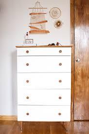 Ikea Tarva 6 Drawer Dresser by White Ikea Dresser Hacks And Transformations