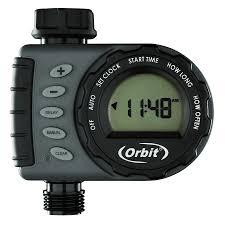 Hose Faucet Timer Wifi by Shop Orbit Digital Hose Water Timer At Lowes Com