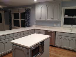 Thermofoil Cabinet Doors Peeling by Forget Cabinet Refacing Refinish You Kitchen Cabinets Grants