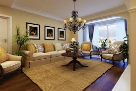 Living Room Ideas Brown Sofa Curtains by Interior Classy Mediterranean Living Room With Cozy Brown Sofa