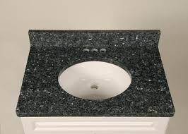 tuscany 37 x 22 blue pearl granite vanity top at menards