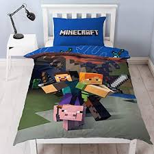 ideal für jedes schlafzimmer superweich minecraft fleece