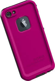 LifeProof Case for Apple iPhone 5 and 5s Red Light 1301 03 Best Buy