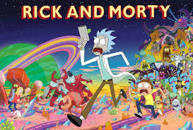 The Role Of Husband And Father In TV Series Rick Morty
