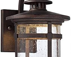 review fallbrook collection 13 high bronze outdoor wall light by