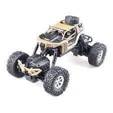 1:16 2.4G Off Road Trucks 4WD Remote Control Buggy LED RC Crawler ...