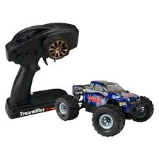 100 Electric Rc Monster Truck HSP 124th Spirit Powered RC Model NO94250