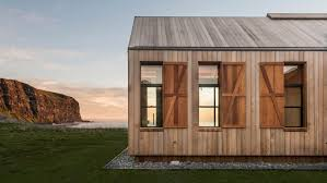 100 Bay Architects The Enticingly Remote Seaside Escape Of Annandales Scrubby