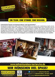 Kã Che Kaufen Sofort Lieferbar Escape Room Gutscheine Adventurebox Escape Room Karlsruhe