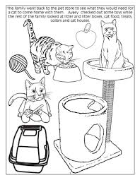 Excellent Dog And Cat Coloring Pages Best Awesome Ideas