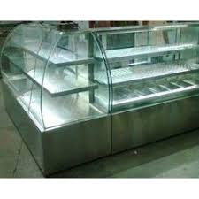 Industrial Iron Catering Food Display Counter At Rs 12000 Piece