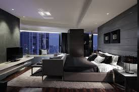 Ikea Hopen Bed by Dark Bedroom Color Theme And Modern Furniture Design Ideas With F