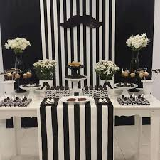 Baby Shower Table Ideas For Boy