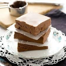 easy no bake dessert recipes nutella fudge no bake easy fudge recipe 5 ingredients