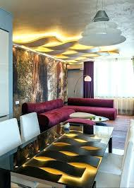 Pop False Ceiling Designs For Dining Room Gypsum Board