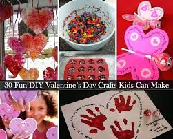 Valentines Day Crafts For Kid 0 Easy At Home Videos Fun And Kids Can Make
