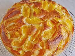 pfirsich vanillekuchen