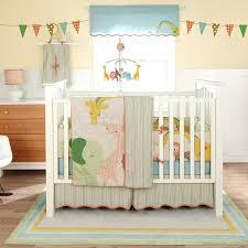 Amazon Com 4 Piece Baby by Amazon Com Bananafish Migi Little Circus 3 Pc Crib Set Baby