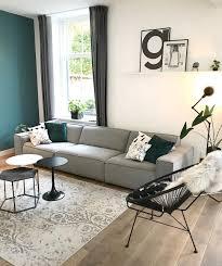 nur sessel im wohnzimmer skandinavische wohnräume