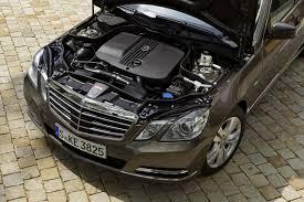 mercedes e class range mercedes refreshes the e class engine range automotorblog