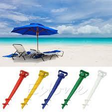s maison 1 pc titulaire de parasol plage jardin patio parasol mise