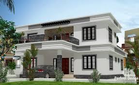 100 Contempory Home Beautiful Modern Contemporary 4 Bhk Home Kerala Design