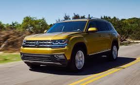 18 VW Atlas and Tiguan Get 6 Yr 72K Mile Transferable Warranty