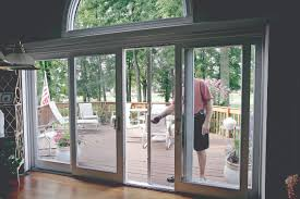 Outswing French Patio Doors by Patio Door With Screen