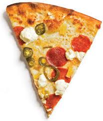 Pizzeria Luigi slice of pizza Pizzeria Luigi