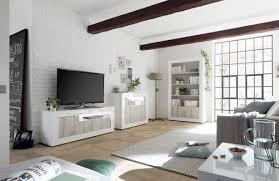 wohnzimmer leonello pinie weiß