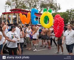 West Hollywood Halloween Carnaval Location by West Hollywood Stock Photos U0026 West Hollywood Stock Images Alamy
