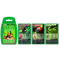 Christmas Tree Aphids Uk by Bugs Top Trumps Card Game Amazon Co Uk Toys U0026 Games