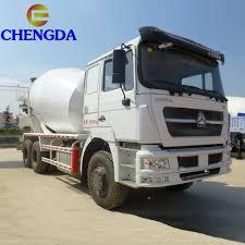 100 Concrete Truck Capacity China HOWO 6X4 Tanker 10 Cubic Meter