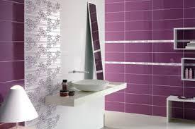 salle de bain mauve carrelage mural salle de bain moderne 2017 avec salle de bain