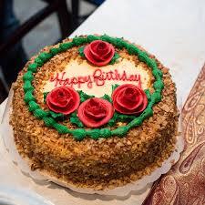 Peters Bakery Burnt Almond Cake Foodspotting