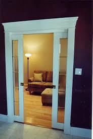 Exterior Pocket Door Install Sliding Pocket Doors Tips Exterior