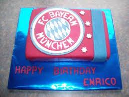mein neuestes werk eine fc bayern münchen torte