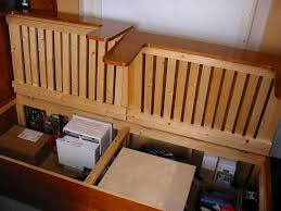 how to build bunk beds in a camper home design ideas