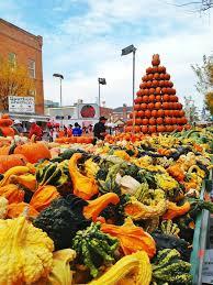 Pumpkin Festival Ohio by The Circleville Pumpkin Show Oct 16 20 2012 The King Pumpkin