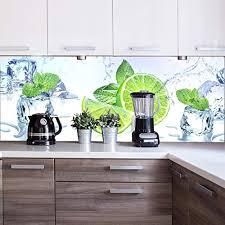 spritzschutz grazdesign küchen spritzschutz glas