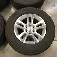 Chevy Suburban 18 Inch Oem Wheels + Tires Extreme Wheels Intended ...