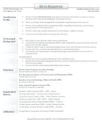 Cosmetology Sample Resume Templates From Best Resumes Images On Recent
