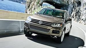 100 Tdi Truck Driving School Monster Thrust The 2012 Volkswagen Touareg TDI Lux Autoweek