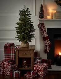 Slim Pre Lit Christmas Trees 7ft by 7ft Fraser Fir Slim Pre Lit Christmas Tree Compare Bluewater