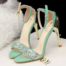 trendy and stylish high heel sandals for modish girls trends for