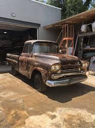 100 1958 Chevy Truck For Sale Chevrolet Apache For Sale 2148661 Hemmings Motor News