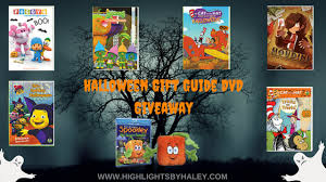 Spookley The Square Pumpkin Book Amazon by Highlights By Haley Halloween Dvds And Plush Giveaway