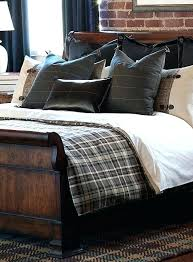 Male Duvet Covers Inspired By The Rustic Beauty Of Mountain Lodge Double